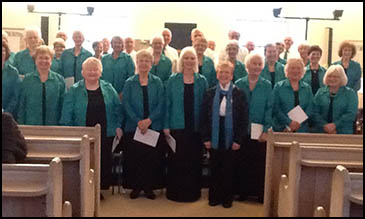 The Roxburgh Singers